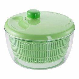 Аксессуары для готовки - Сушилка, карусель, Центрифуга для зелени и фруктов, 0