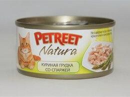 Корма  - Petreet консервы для кошек куриная грудка со…, 0