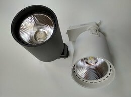 Споты и трек-системы - Трековые светодиодные светильники, 0