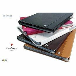 Чехлы для планшетов - Новый Чехол Pierre Cardin UKP31-pink-iPad 3/4 чер., 0