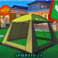 Палатки - Шатер, стальной каркас,  с колышками.  ДЕШЕВО, 0
