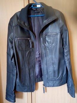 Куртки - Куртка из натуральной кожи,новая., 0