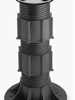 Комплектующие для плинтуса - Регулируемая опора SE9, 205-345 мм (Италия), 0