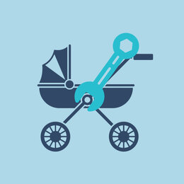 Ремонт и монтаж товаров - Ремонт детских колясок, 0