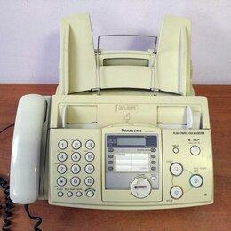 Системные телефоны - Факс Panasonic KX-FP343, 0