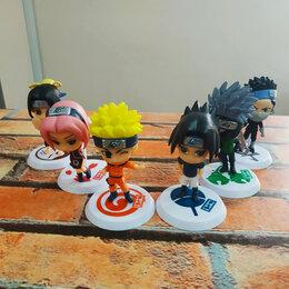 """Игровые наборы и фигурки - Коллекционные фигурки из аниме """"Naruto"""", 0"""