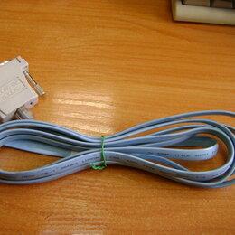Аксессуары для сетевого оборудования - Консольный кабель CISCO QQ, 0