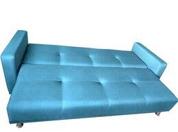 Диваны и кушетки - Диван кровать Next с подлокотниками NeoAzure, 0