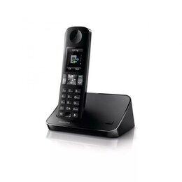 Радиотелефоны - Новый Телефон беспроводной (DECT) Philips D6001B, 0