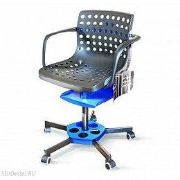Оборудование и мебель для медучреждений - СТУЛ 1.3 МАСТЕР Многофункциональный стул зубного…, 0