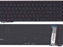 Клавиатуры - Клавиатура 0KNB0-662CRU00, 0