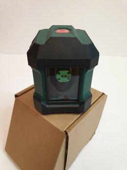 Измерительные инструменты и приборы - Лазерный уровень зелёные лучи, 0