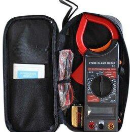Измерительные инструменты и приборы - Цифровой мультиметр Токовые клещи DT-266, 0