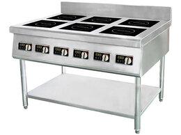 Промышленные плиты - Плита индукционная Gemlux GL-IC3506PRO, 0