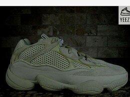 Кроссовки и кеды - Adidas Yeezy 500 Super Moon Yellow, 0