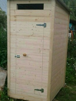 Души - Туалет для дачи садовый душ, 0