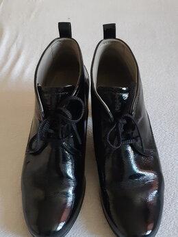 Ботинки - Лаковые ботиночки ЭККО, 0
