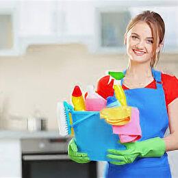 Бытовые услуги - Уборка квартир, офисов, домов и др.работы , 0