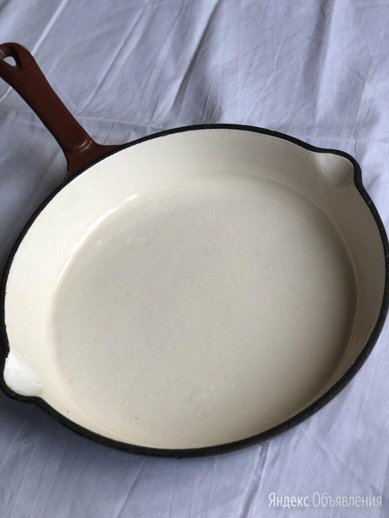 сковорода чугунная  Vitesse France по цене 900₽ - Сковороды и сотейники, фото 0