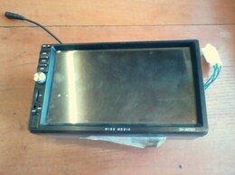 Автоэлектроника - Магнитола Wide Media DV-JM7021, 0