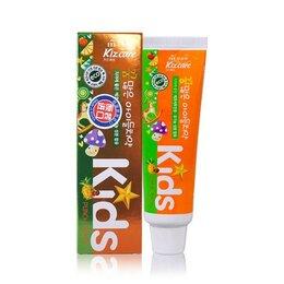 Гигиена полости рта -  Детская зубная паста KIZCARE Dreamful Kids Toothpaste Ананас, 0