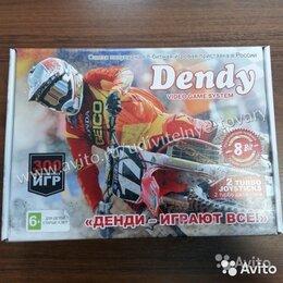 Ретро-консоли и электронные игры - Денди 300 игр - Dendy Игровая приставка, 0