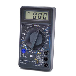 Измерительные инструменты и приборы - Мультиметр цифровой ОРБИТА OT-INM10 (MD830B), 0
