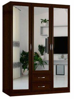 Шкафы, стенки, гарнитуры - Шкаф стелла - 3 с зеркалами 💥 0340💥, 0