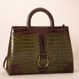 Сумки - Кожаная сумка L.Credi, 0