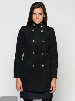 Пальто - Пальто черное, 0