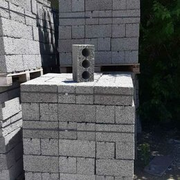 Строительные блоки - Керамзитоблоки, Блоки/Полублоки строительные муровые , 0