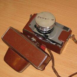 Пленочные фотоаппараты - Зоркий-10 made in ussr автомат, 0