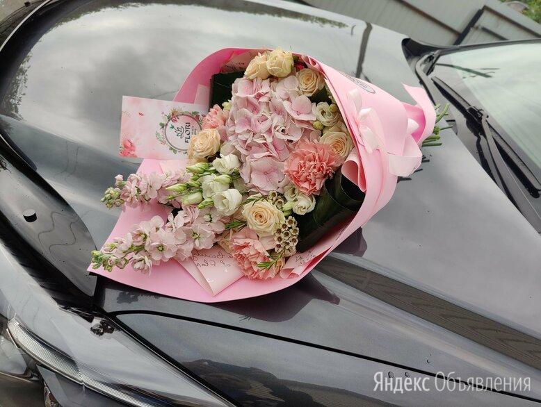 Букет цветов в Липецке по цене 2500₽ - Цветы, букеты, композиции, фото 0