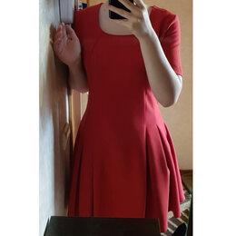 Платья - Красное кукольное платье, 0