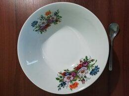 Тарелки - Тарелки, салатницы, 0