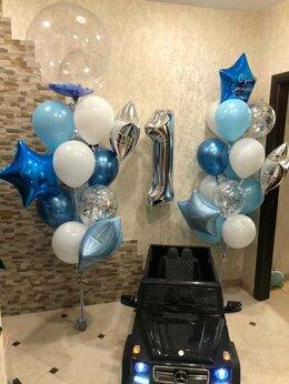 Украшения для организации праздников - Воздушные шары с гелием, 0
