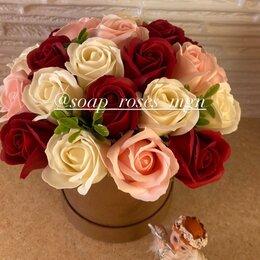 Цветы, букеты, композиции - Букет из мыльных цветов , 0