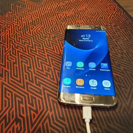 Мобильные телефоны - Samsung galaxy s7 edge, 0