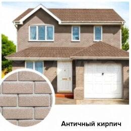 Фасадные панели - Hauberk фасадная плитка, Античный кирпич, 0