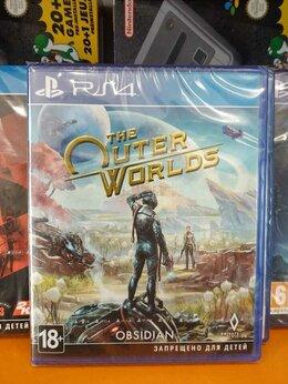Игры для приставок и ПК - The Outer Worlds (NEW)[PS4, русские субтитры], 0