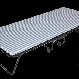 Кровати - Раскладная кровать ортопедическая Вилия с матрасом, 0