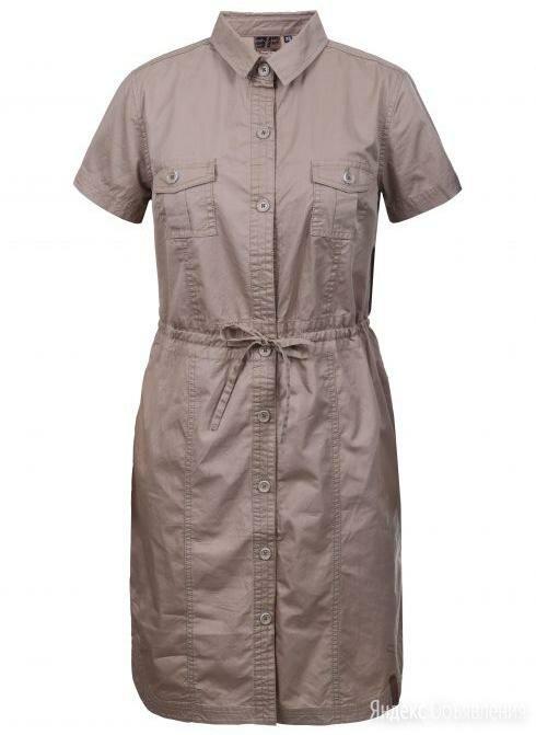 Платье ICEPEAK ss Laura beige ж. по цене 4999₽ - Платья, фото 0