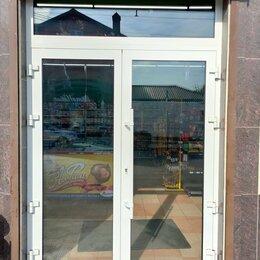 Входные двери - Алюминиевые двери, 0