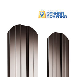 Заборы, ворота и элементы - Штакетник металлический М-Премиум, 0