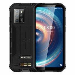 Мобильные телефоны - Бронированный Oukitel+ 5G, Dimensity 800, 8000 мАч, NFC. Гарантия 1 год!, 0