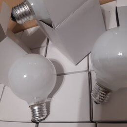 Лампочки - Лампочка накаливания Е27 много , 0