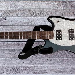 Электрогитары и бас-гитары - Электрогитара FENDER SQUIER BULLET MUSTANG HH BLK, 0