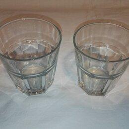 Бокалы и стаканы - Стаканы для виски 300мл, новые, 2шт (пара), 0