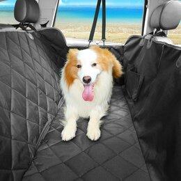 Транспортировка, переноски - Автогамак для перевозки собак с защитой дверей, 0