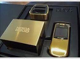 Мобильные телефоны - Nokia 8800 edition gold оригинал., 0